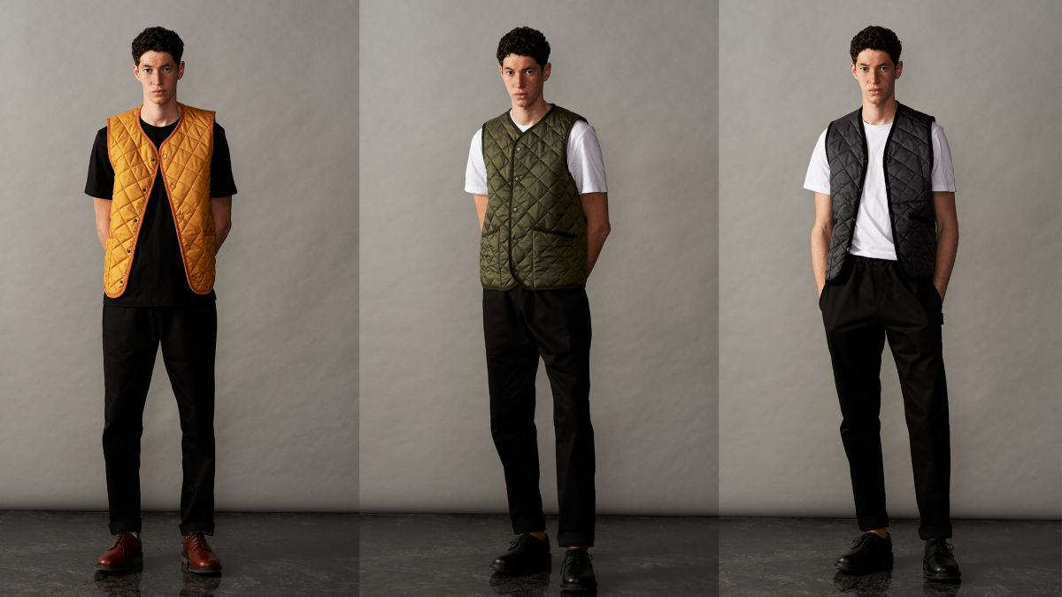 The quilted gilet. Where it all began.